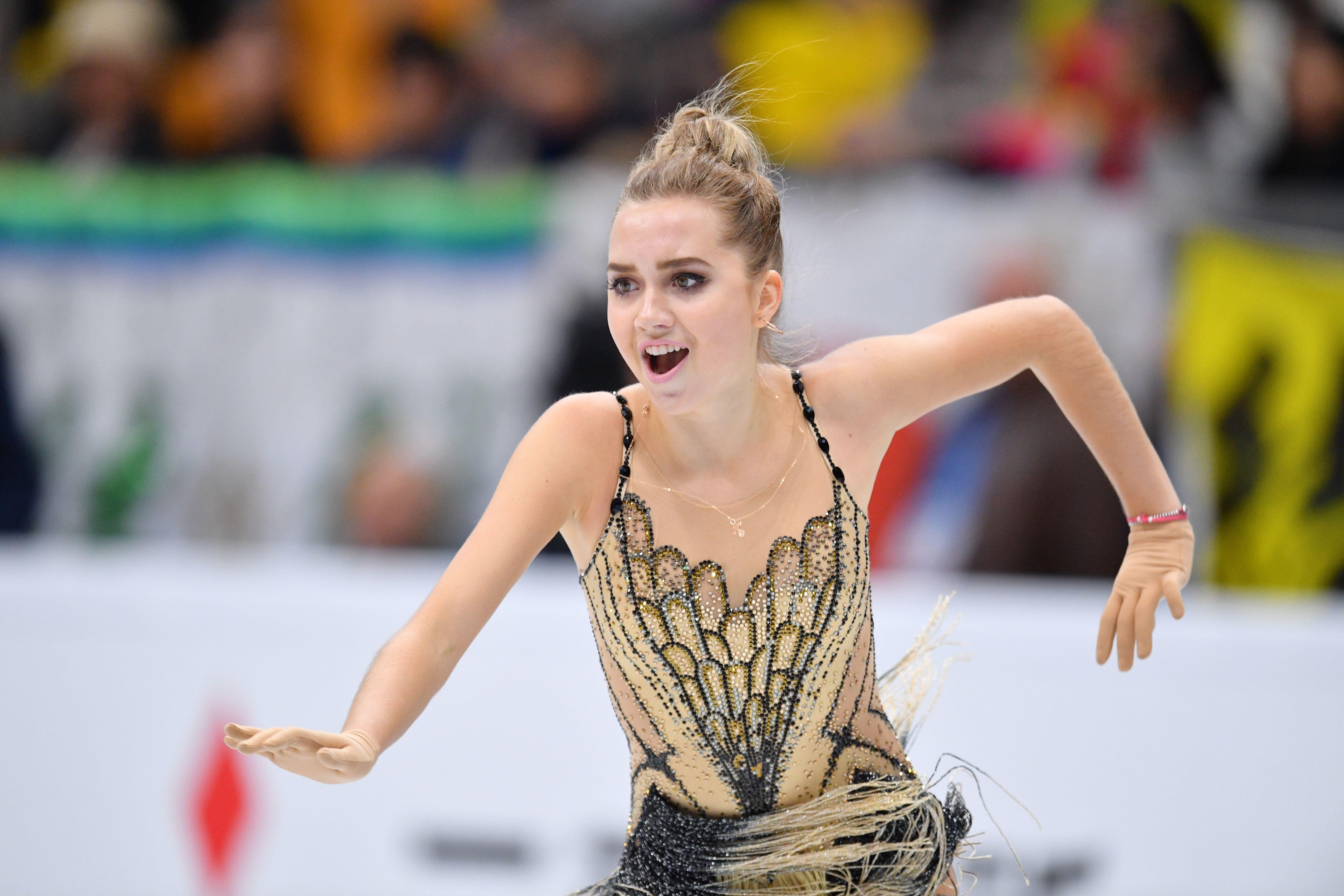 Радионова назвала тех, кто завоюет медали в женском одиночном катании на ЧМ