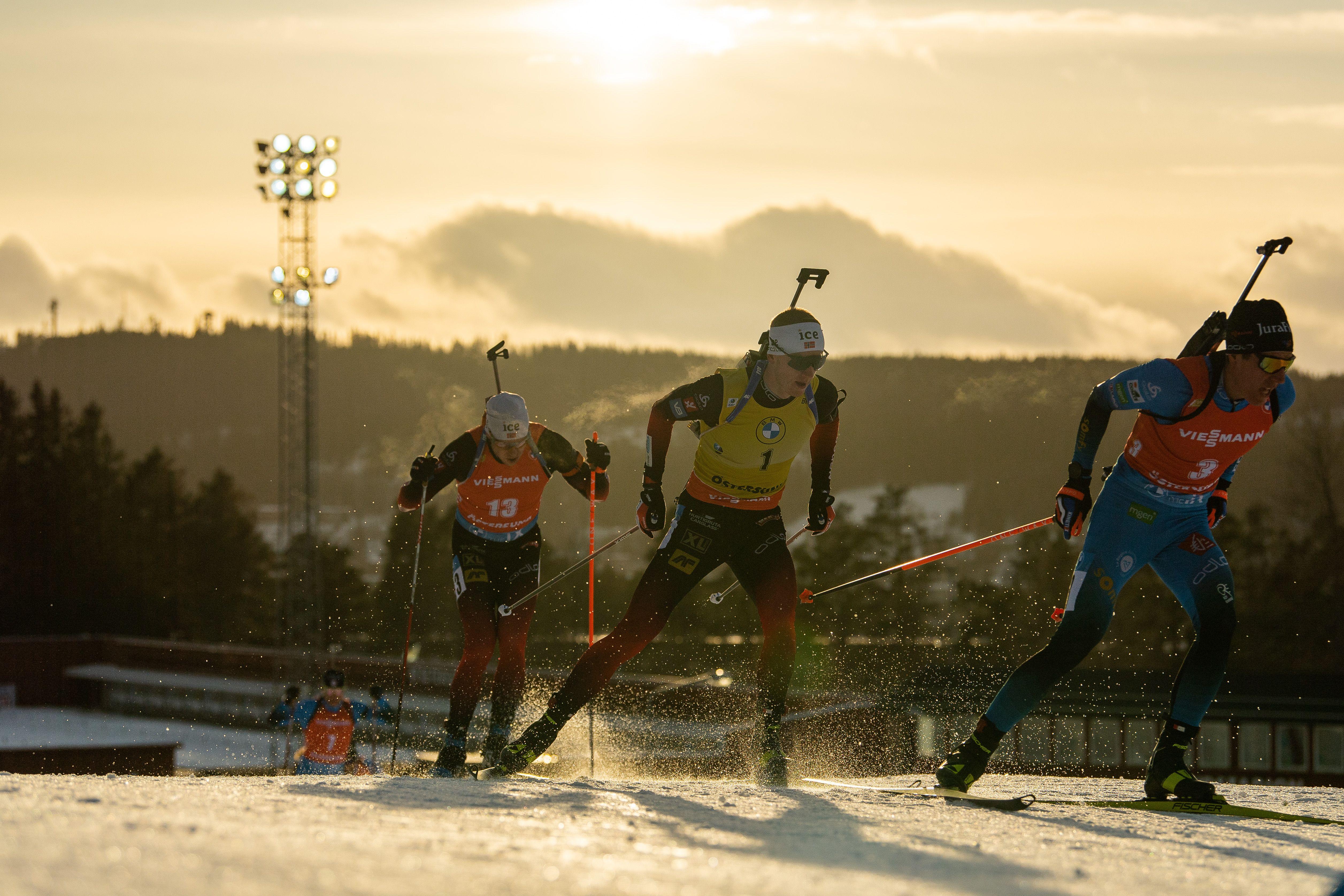 Васильев заступился за российских биатлонистов после неудачного сезона