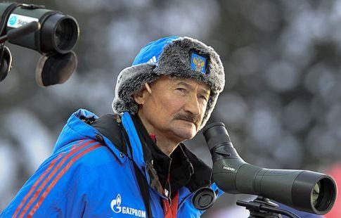 Хованцев оценил идею уволить старшего тренера женской сборной России по биатлону