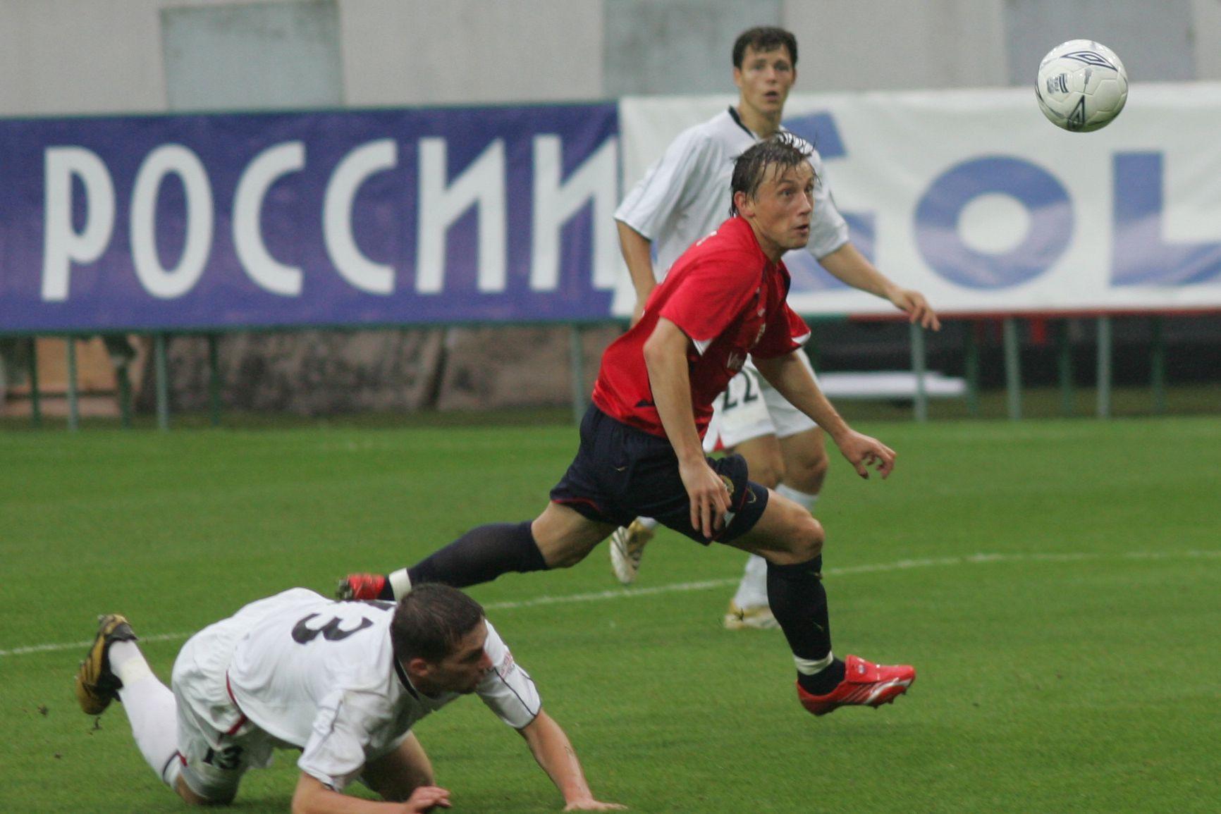 Олич ещё не подписал контракт с ЦСКА