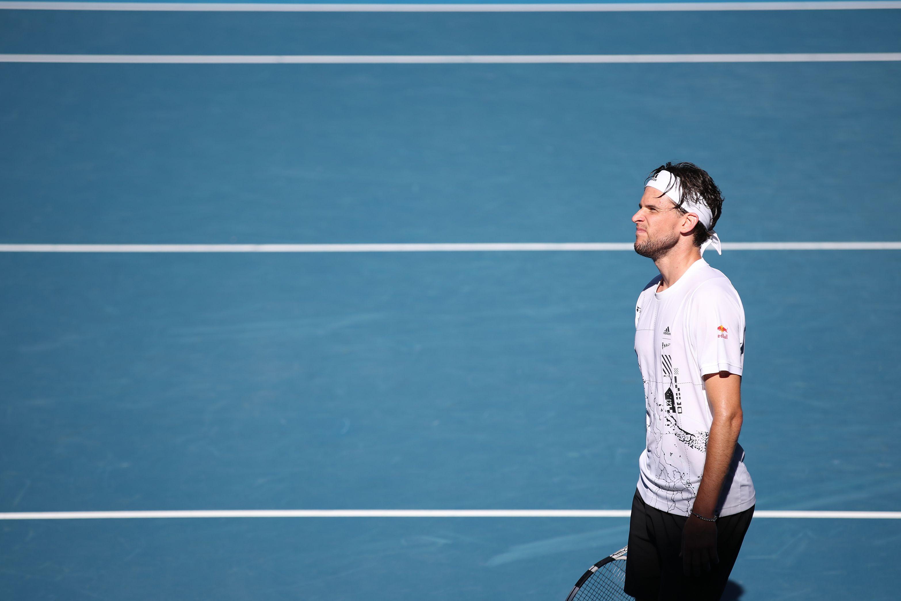 Менеджер Тима рассказал о травме теннисиста