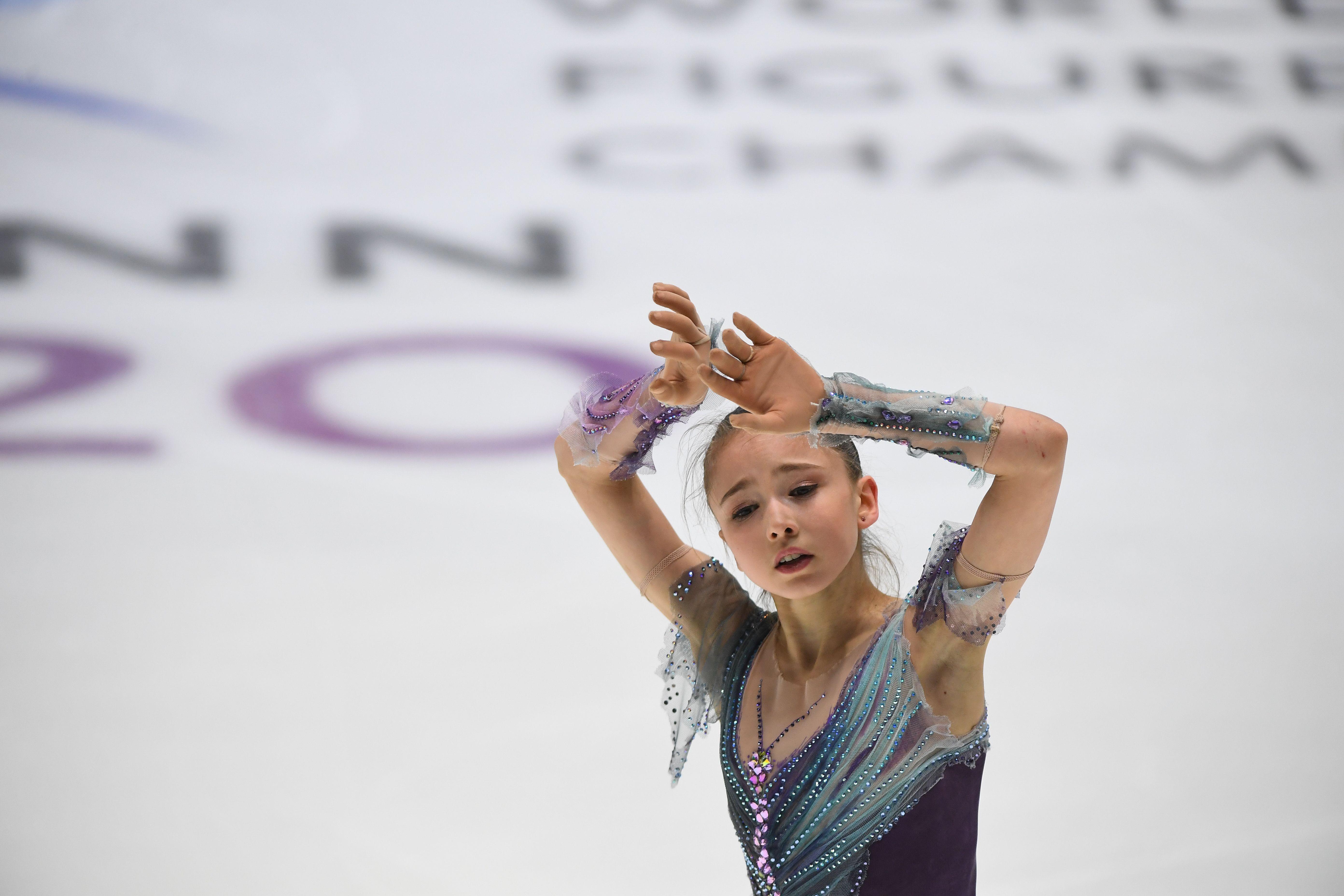 Иностранцы - о Валиевой на шоу Тутберидзе: Она больше не испуганная девочка. Ей нужно что-то дерзкое