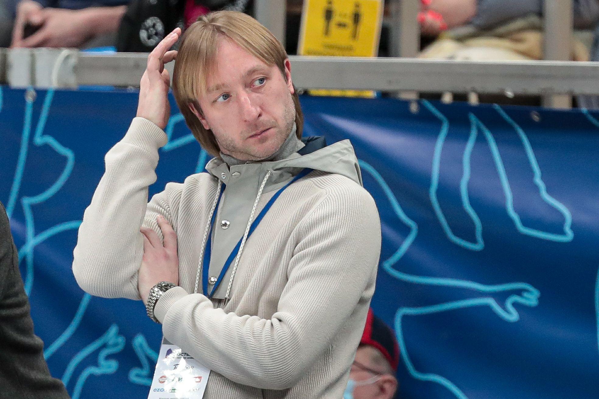 Двукратный олимпийский чемпион Дмитриев: У фигуристок Плющенко будут результаты в ближайшие два года