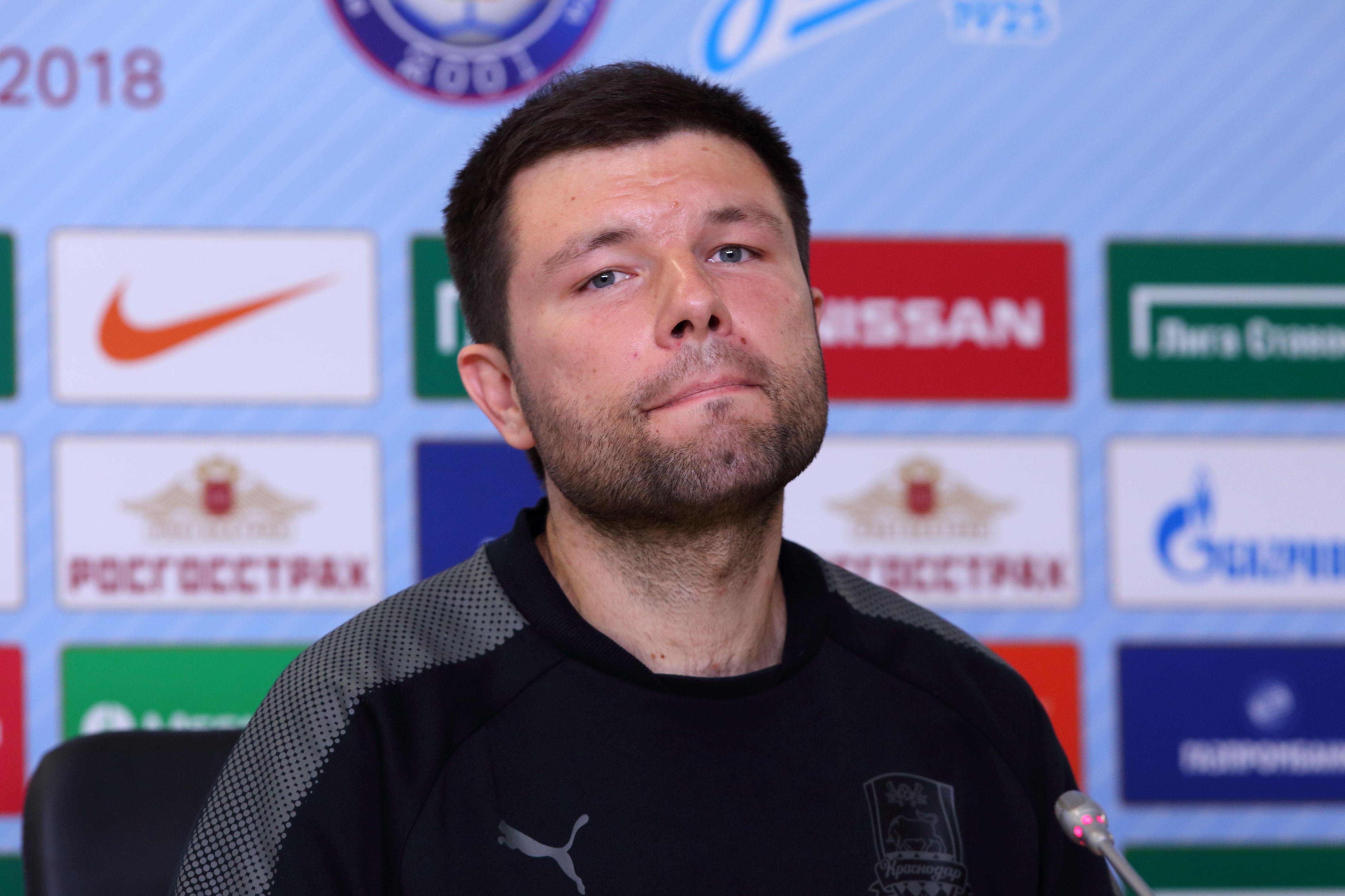 Краснодар обнародовал заявление после ухода Мусаева с поста главного тренера