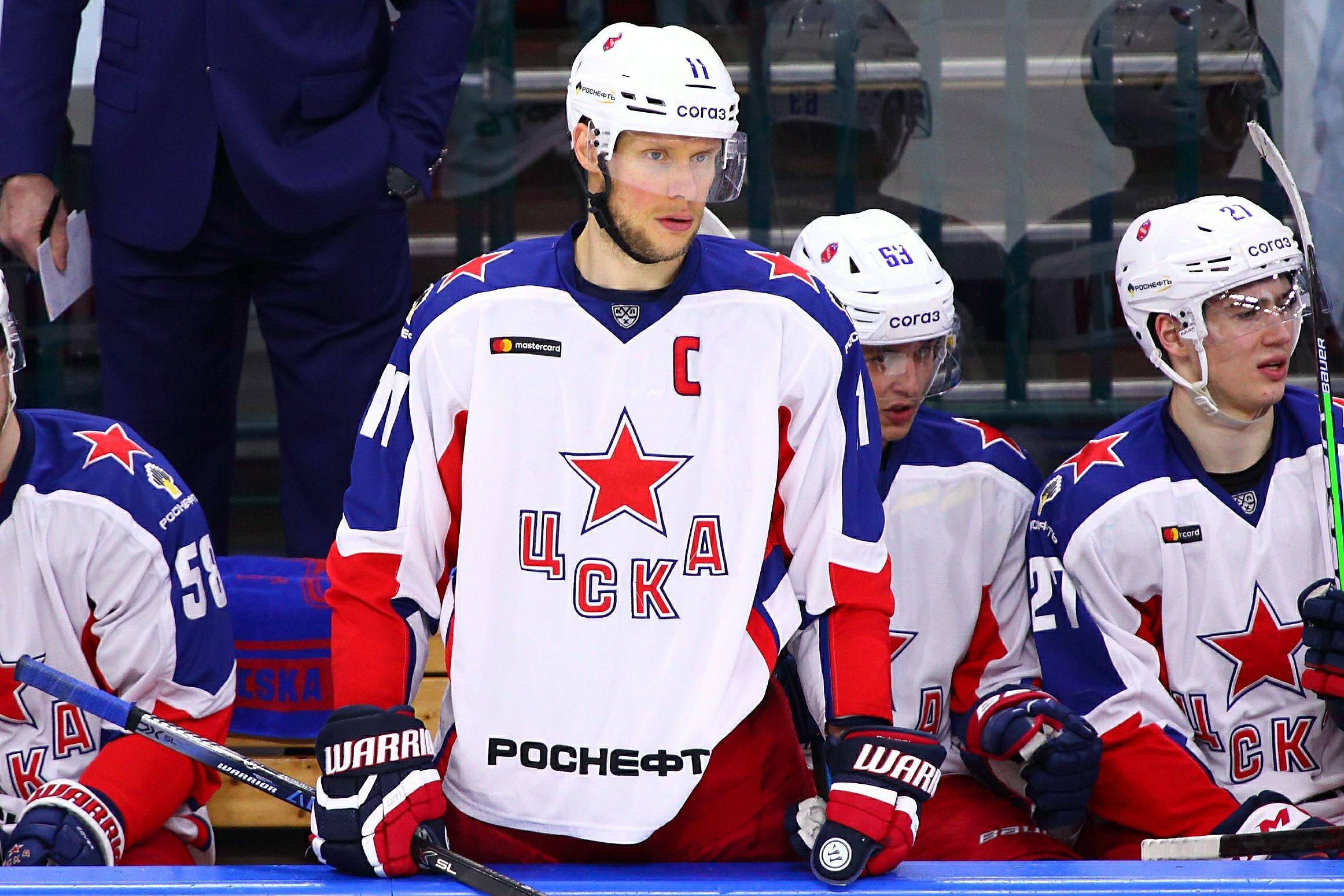 Андронов: ЦСКА и СКА играли от ножа