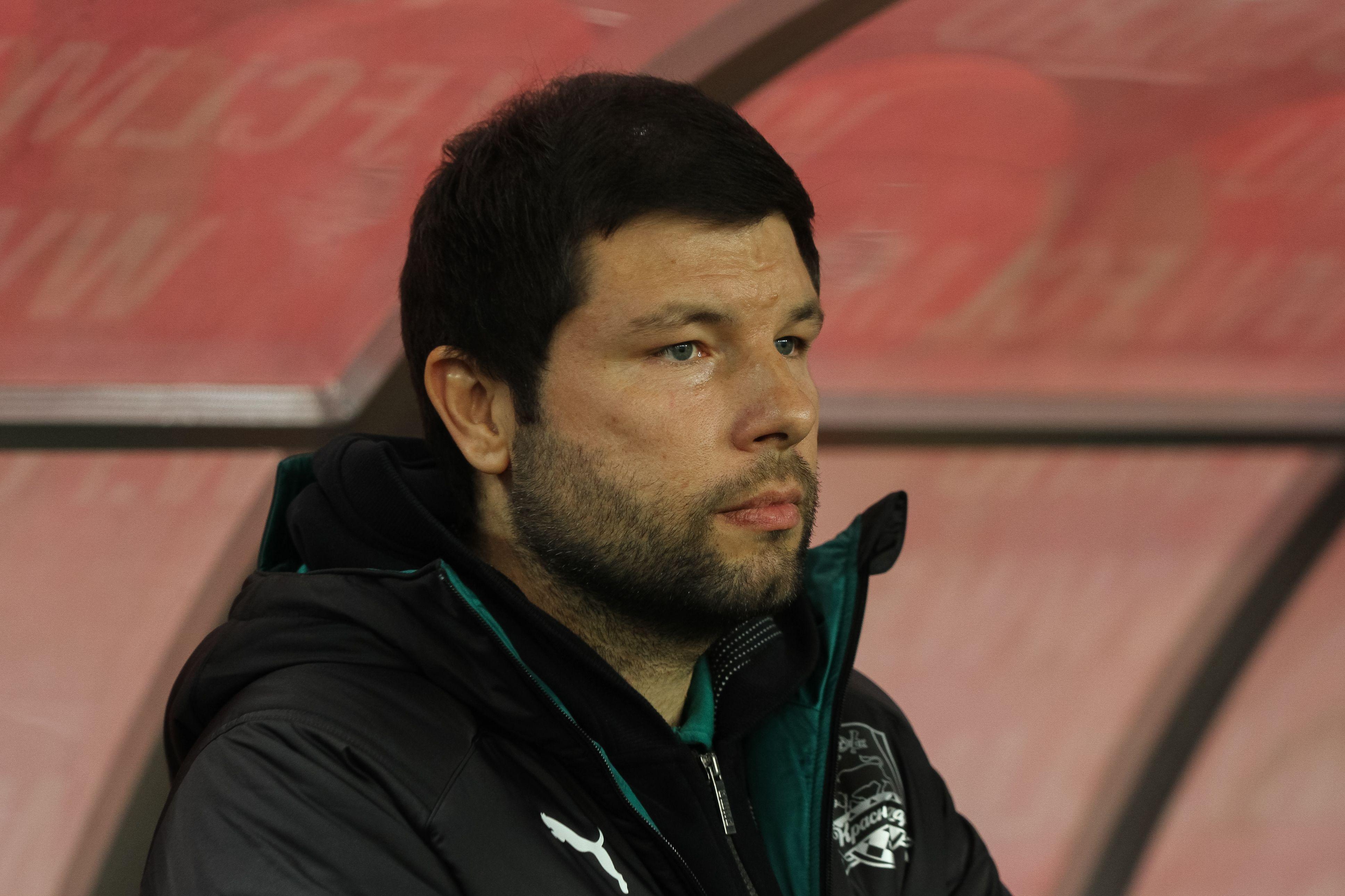 Бывший тренер Краснодара Мусаев рассказал, как поговорил с Галицким перед отставкой