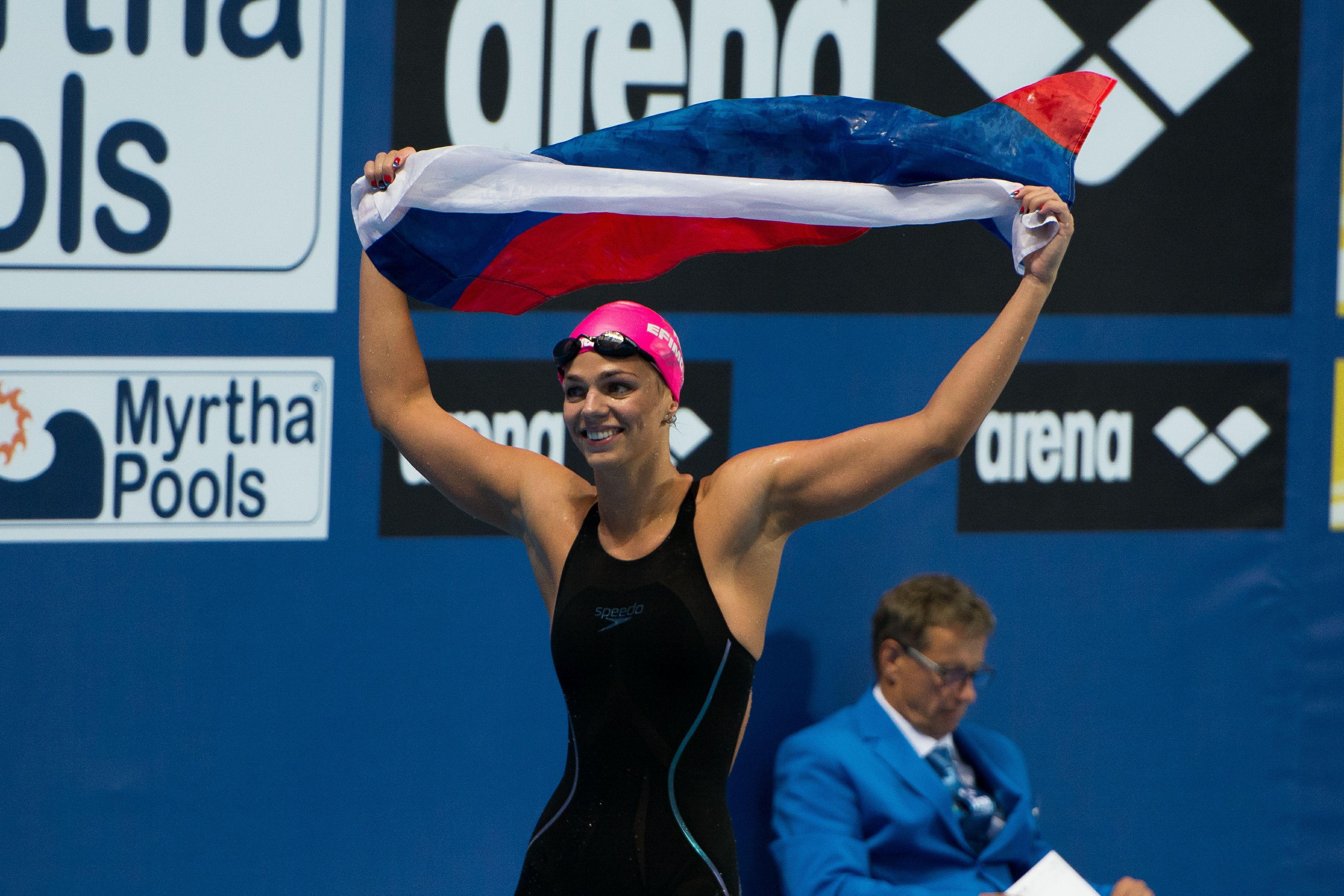 Стал известен состав сборной России по плаванию на Олимпийские игры в Токио