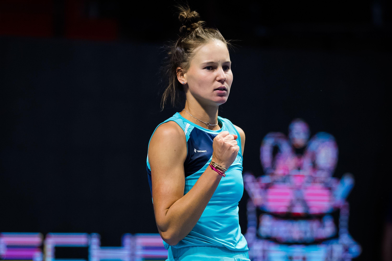 Кудерметова станет первой ракеткой России после турнира в Чарльстоне