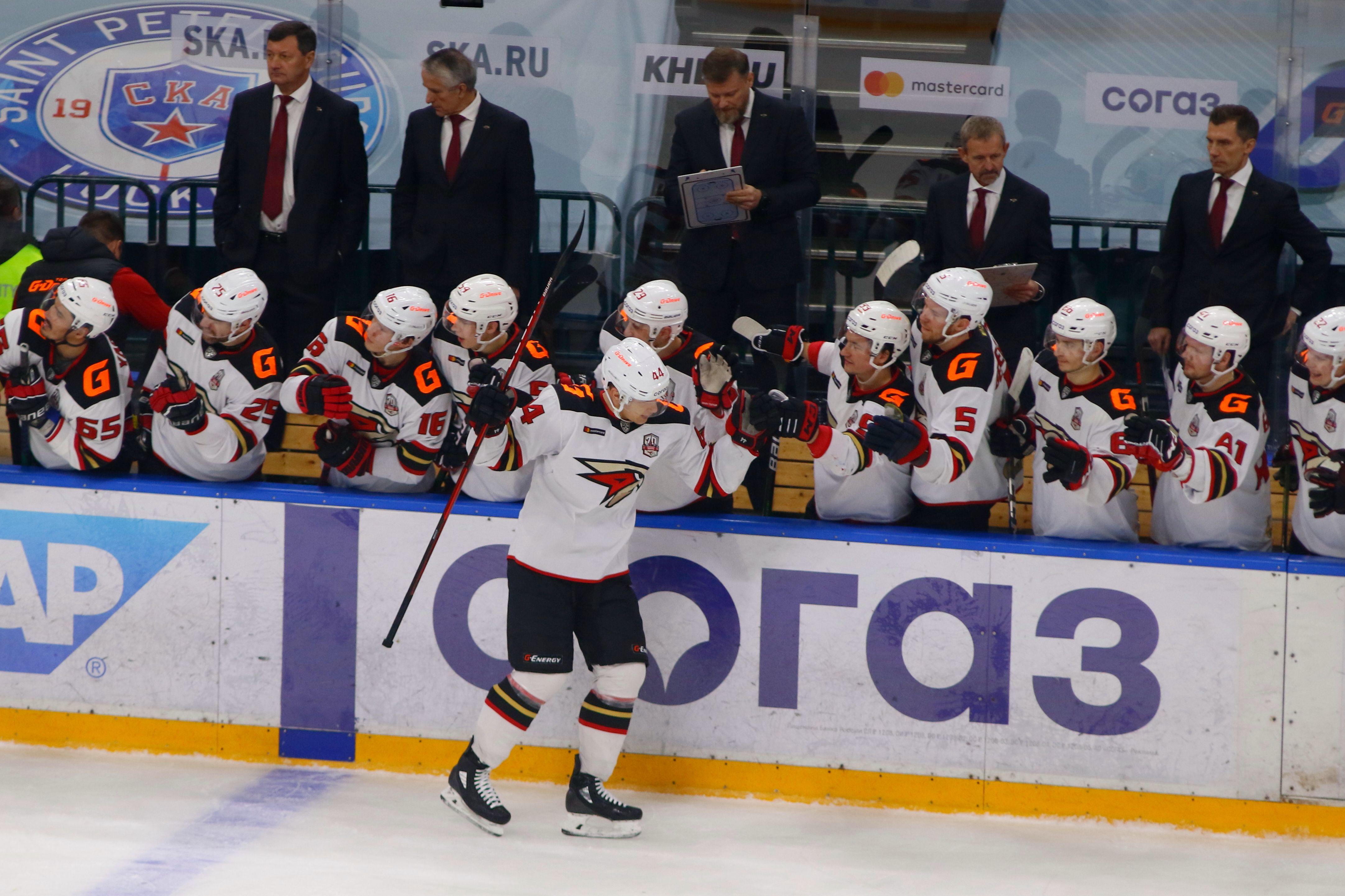 Авангард обыграл Ак Барс в пятом матче полуфинальной серии Кубка Гагарина