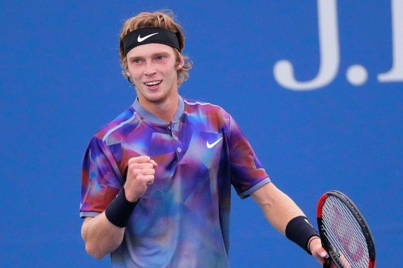 Рублёв назвал предстоящий матч с Надалем на турнире в Монте-Карло не очень приятным испытанием