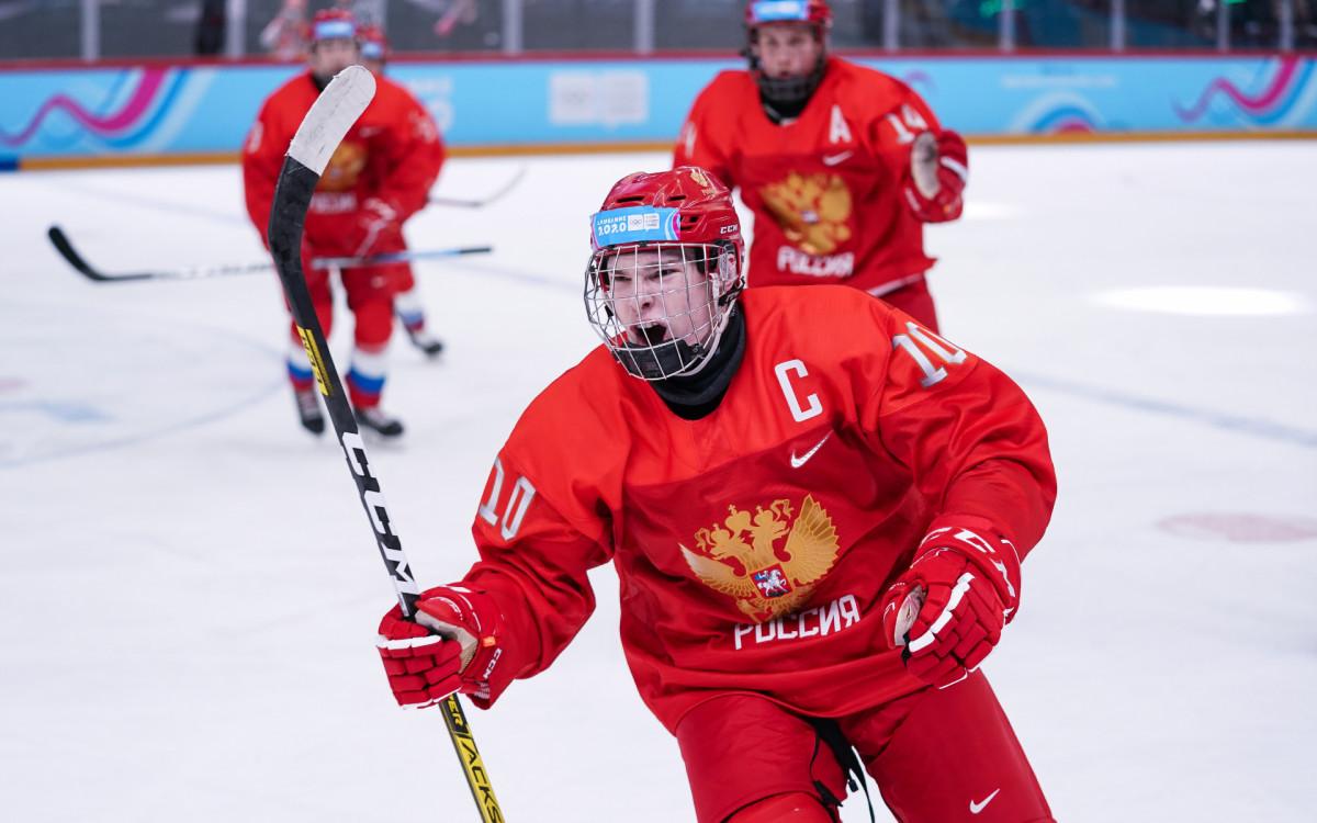 Капитан юниорской сборной России получил разрешение на въезд в США