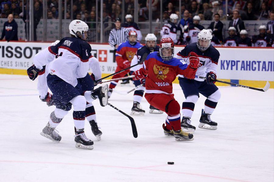 Объявлен состав юниорской сборной России на ЮЧМ-2021