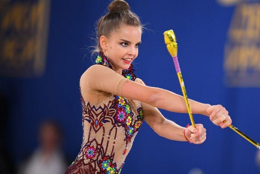 Сёстры Аверины завоевали три золота из четырёх в последний день этапа КМ в Ташкенте