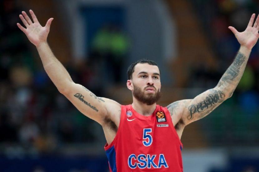 Джеймс впервые раскрыл причину конфликта с Итудисом в ЦСКА
