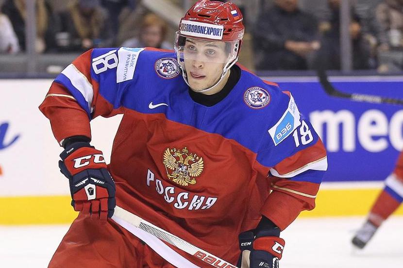 5 хоккеистов ЦСКА получили вызов в сборную России. Хоккеист Авангарда Шарипзянов не сможет помочь команде