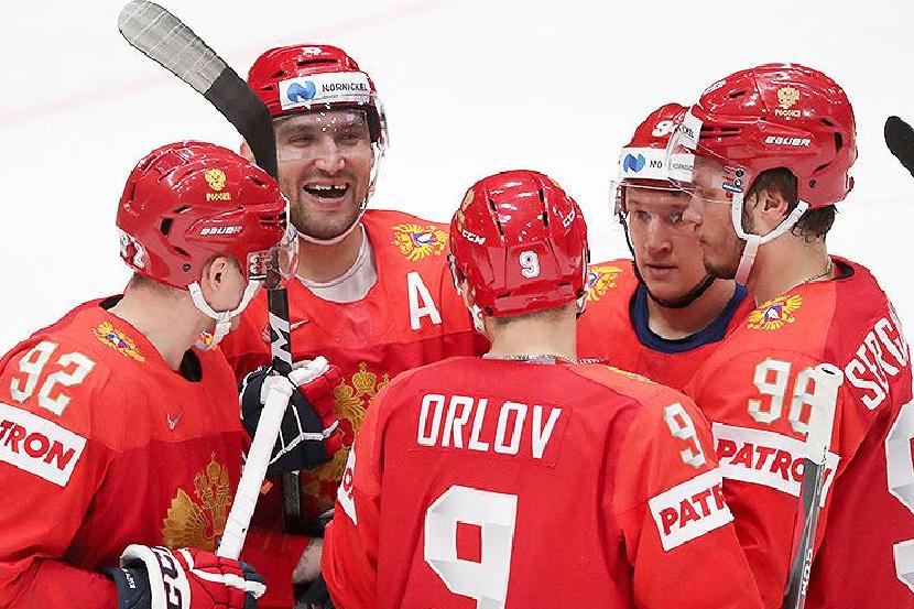 Представлена форма сборной России по Хоккею на чемпионат мира и Олимпиаду. ФОТО