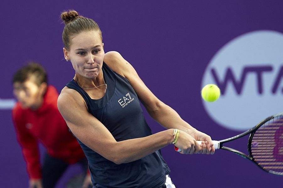 Кудерметова победила во втором круге турнира в Мадриде