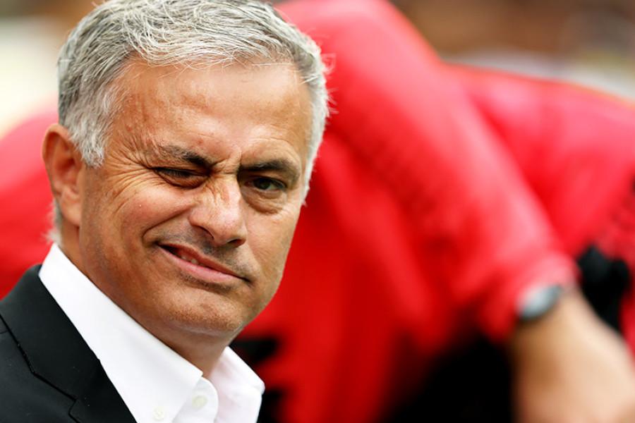 Официально: Моуринью станет главным тренером Ромы в следующем сезоне