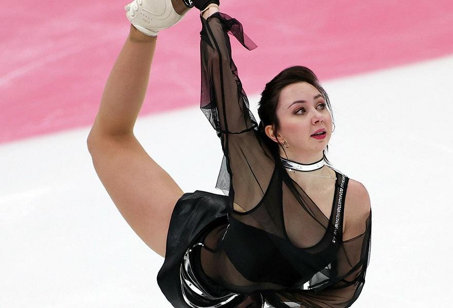 Туктамышева рассказала, как чуть не снялась с соревнований из-за проблем с костюмом