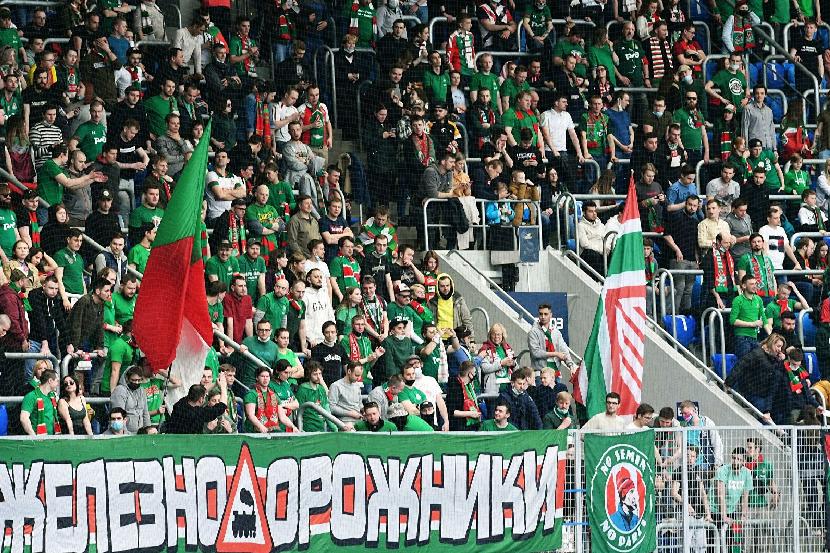 РФС отреагировал на заявление Локомотива: Неуважительное отношение к фанатам омрачает чемпионский праздник