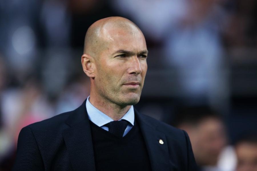 Зидан отреагировал на вылет Реала из Лиги чемпионов
