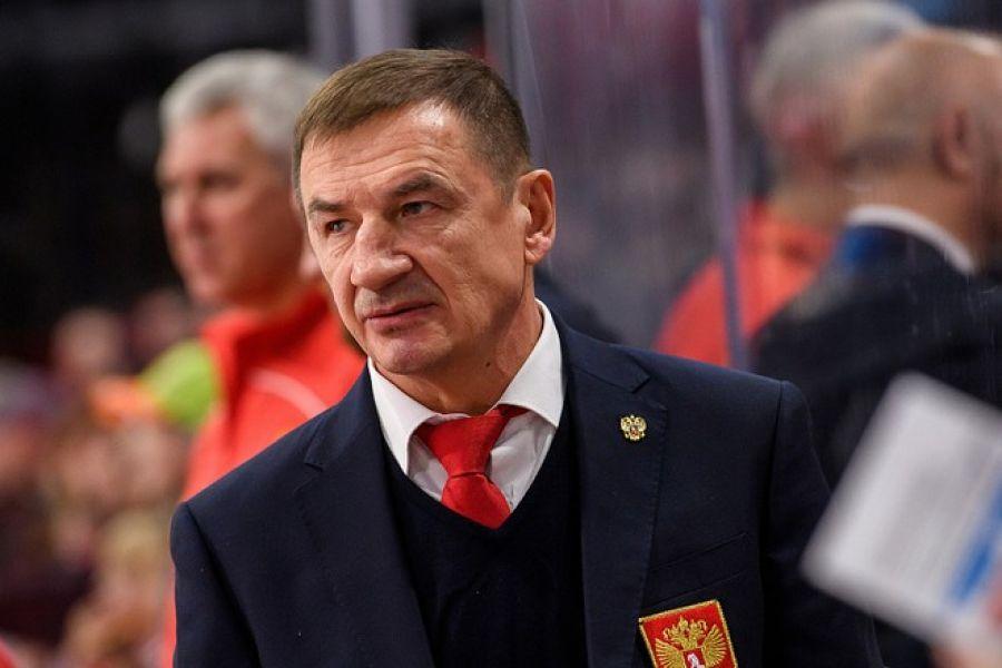 Брагин высказался о ситуации с вратарями сборной России