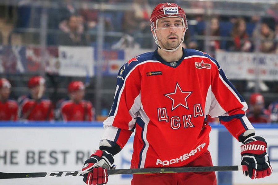 Слепышев будет капитаном сборной России на ЧМ-2021 по хоккею
