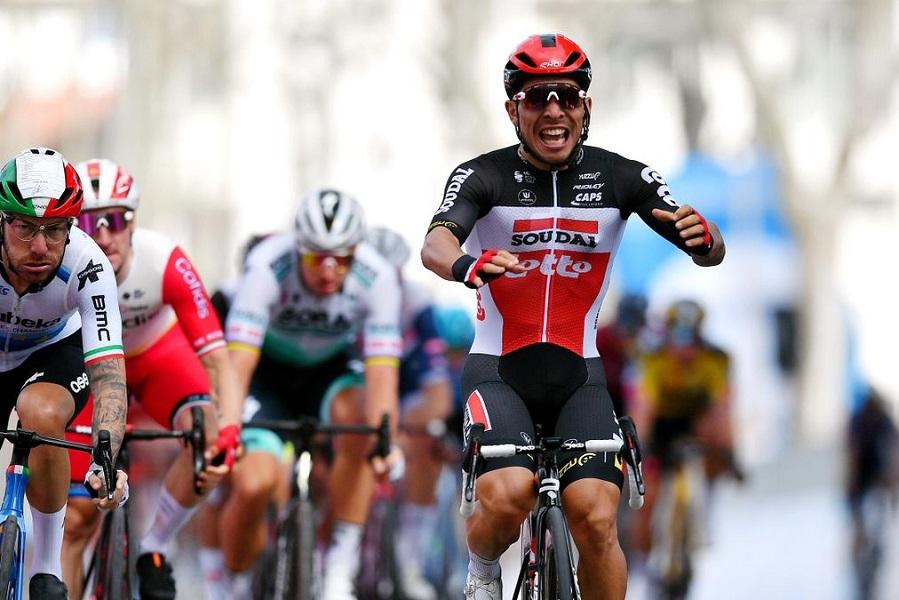 Саган выиграл 10-й этап Джиро дИталия, Власов  третий в общем зачёте