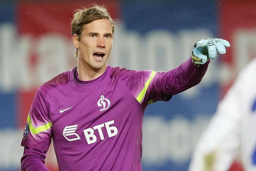 Габулов рассказал, кто станет основным вратарём сборной России на Евро-2020