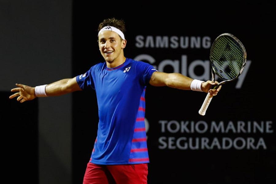 Рууд стал первым финалистом турнира в Женеве