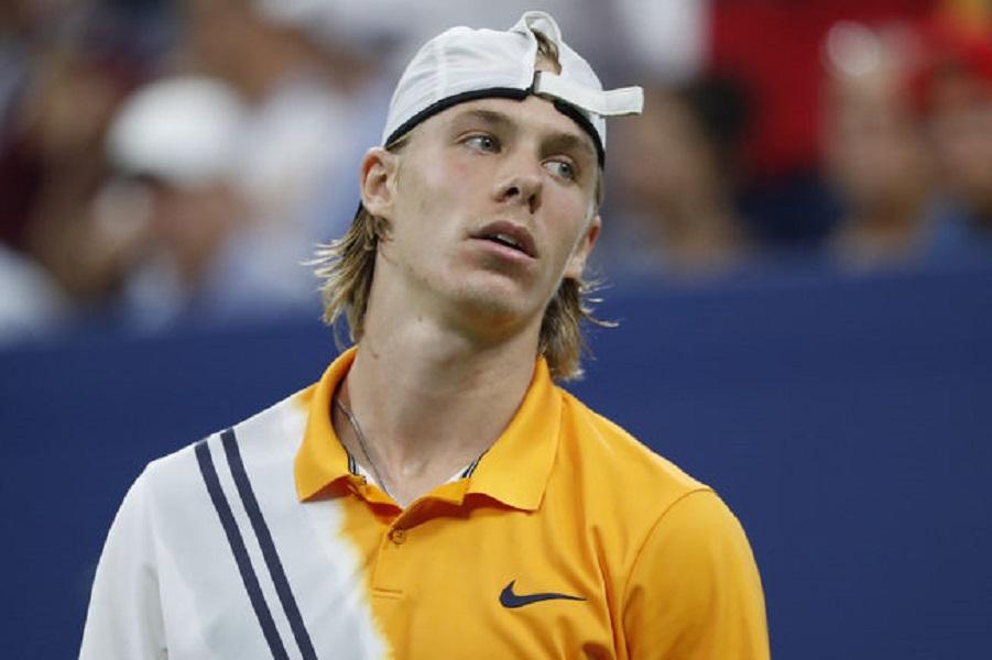 Шаповалов стал вторым финалистом турнира в Женеве