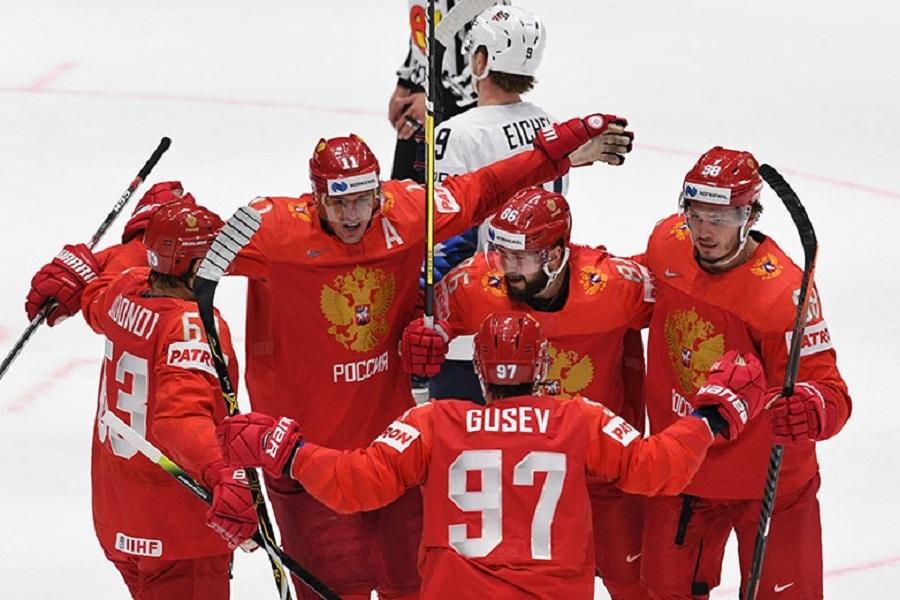 Фазель - после победы России над Чехией: Следующие два года будем слушать Чайковского, это тоже отлично!