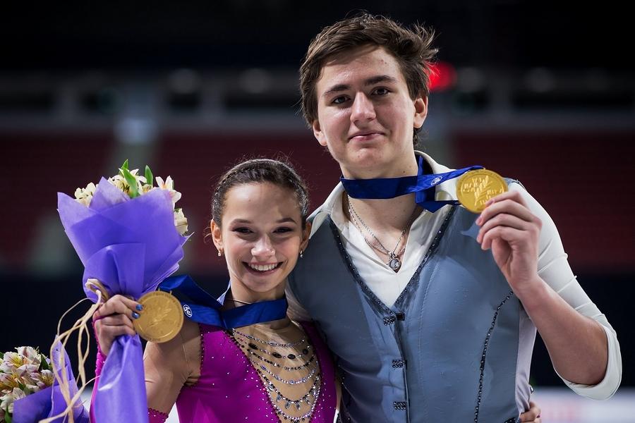 Тренер Павлюченко и Ходыкина рассказал, как пара будет готовиться к новому сезону