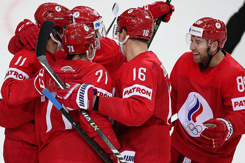 Яшин рассказал о шансах сборной России выиграть ЧМ-2021 по хоккею