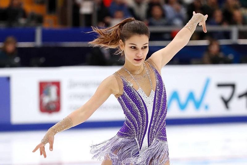 Самодурова показала свои тренировки в спортзале (ВИДЕО)