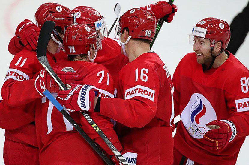 Как Россия переиграла Швейцарию  4:1: все шайбы матча. ВИДЕО