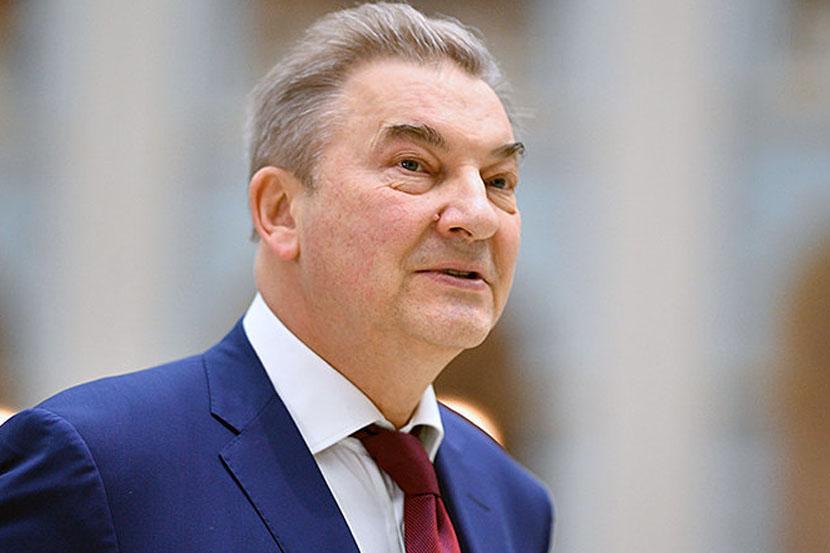 Третьяк считает, что Брагин должен остаться в сборной России после вылета с ЧМ-2021 по хоккею