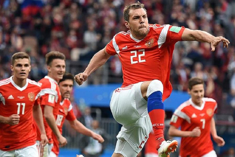 Mirror: форма сборной России - вторая в рейтинге самых красивых на Евро-2020. ФОТО