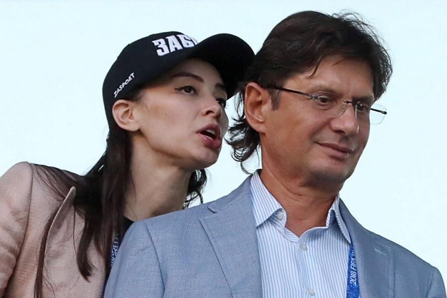 Салихова назвала Газизова худшим гендиректором в истории Спартака