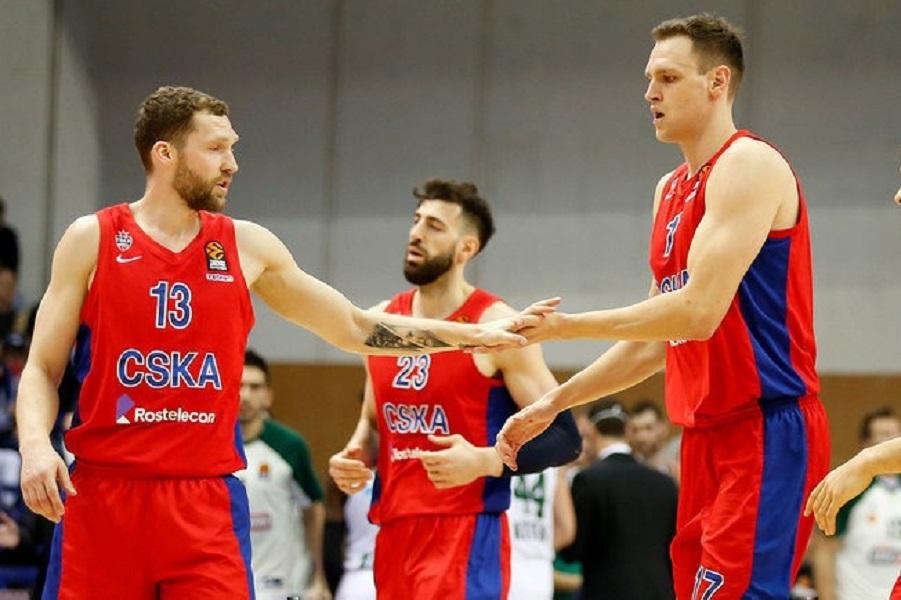 ЦСКА обыграл УНИКС во втором матче финальной серии Единой лиги ВТБ