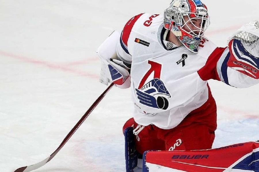 Паскуале был признан лучшим вратарем сезона в КХЛ