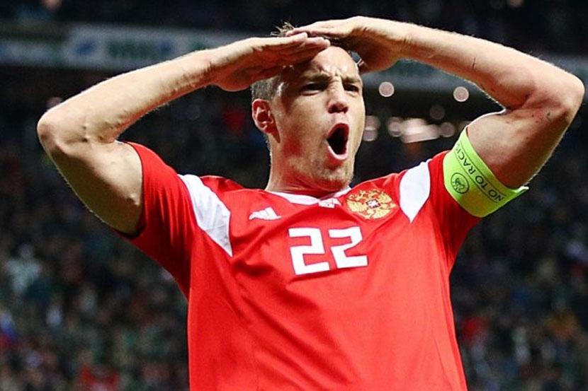 Дзюба  о Евро-2020: Хотелось бы забить, как и любому игроку, но на первом месте команда