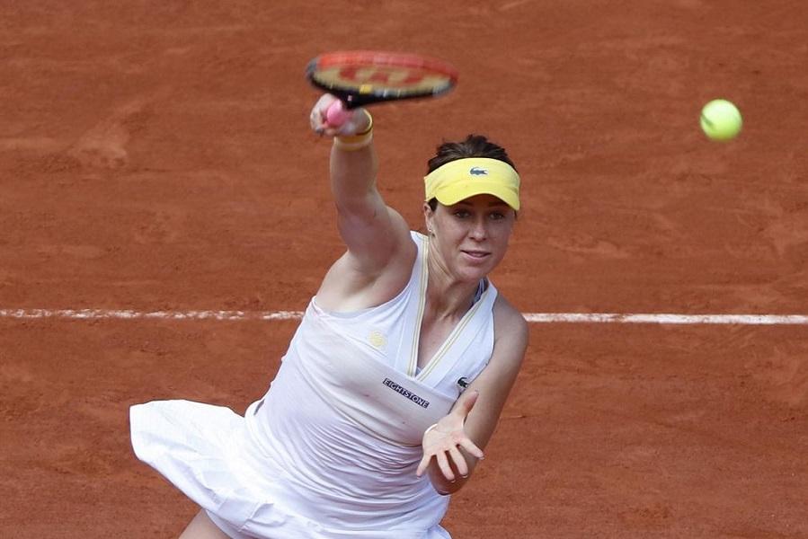 Как Павлюченкова сражалась с Крейчиковой в видеообзоре финала Ролан Гаррос