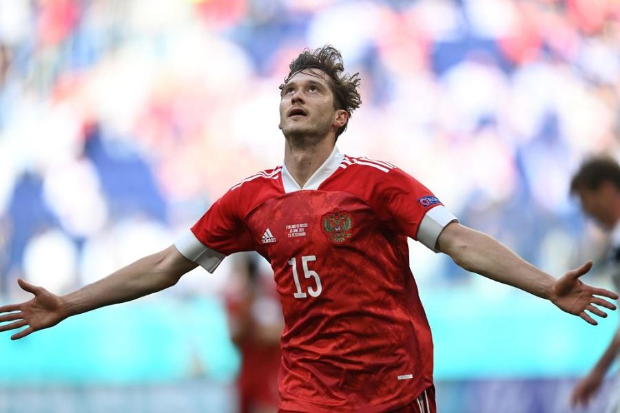 В РФС отреагировали на победу сборной России в матче с Финляндией на Евро-2020