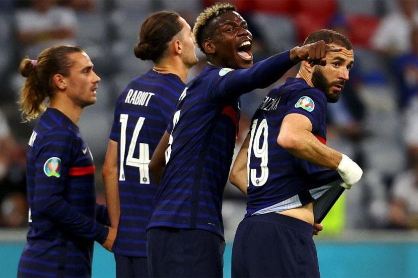 Венгрия  Франция: стартовые составы на матч Евро-2020