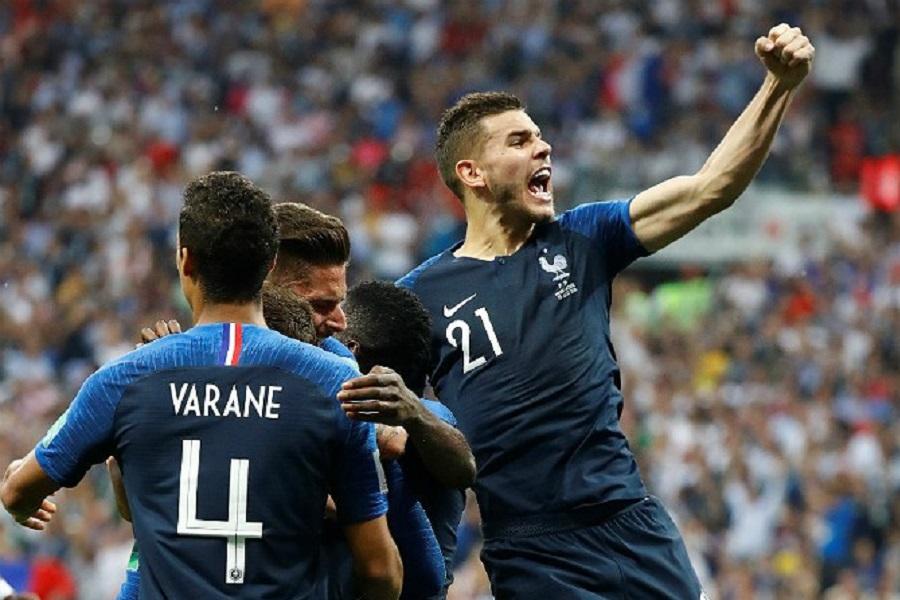 Как Гризманн спас честь Франции: все голы матча трёхцветных с Венгрией. ВИДЕО