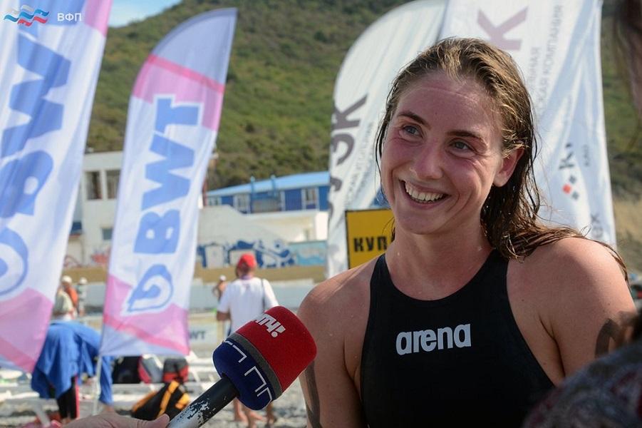 Пловчиха Кирпичникова квалифицировалась на Олимпийские игры