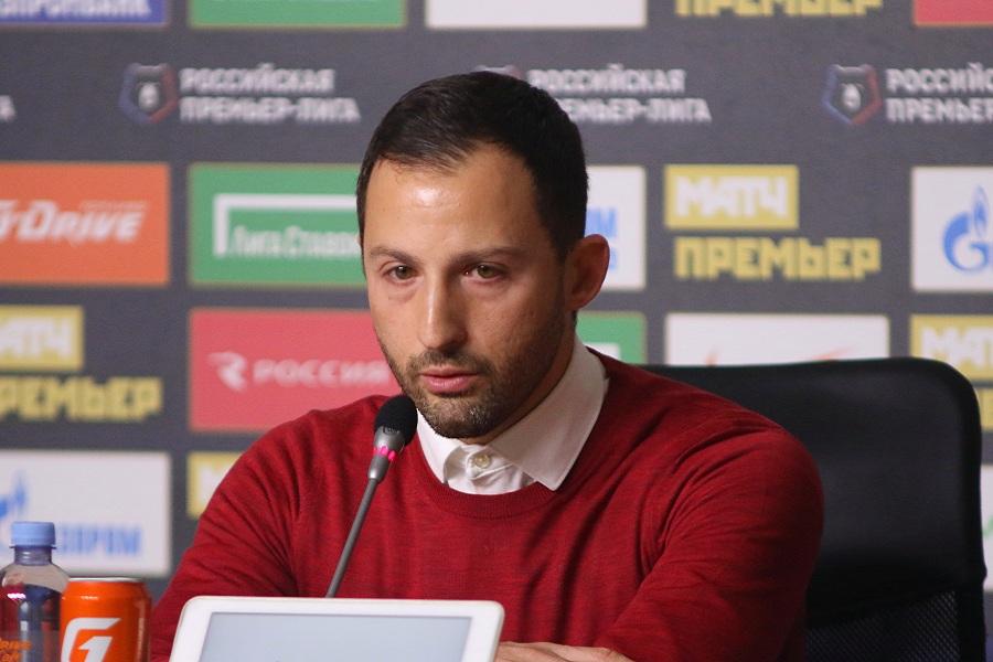 Салихова рассказала, что Тедеско мог уйти зимой в Марсель