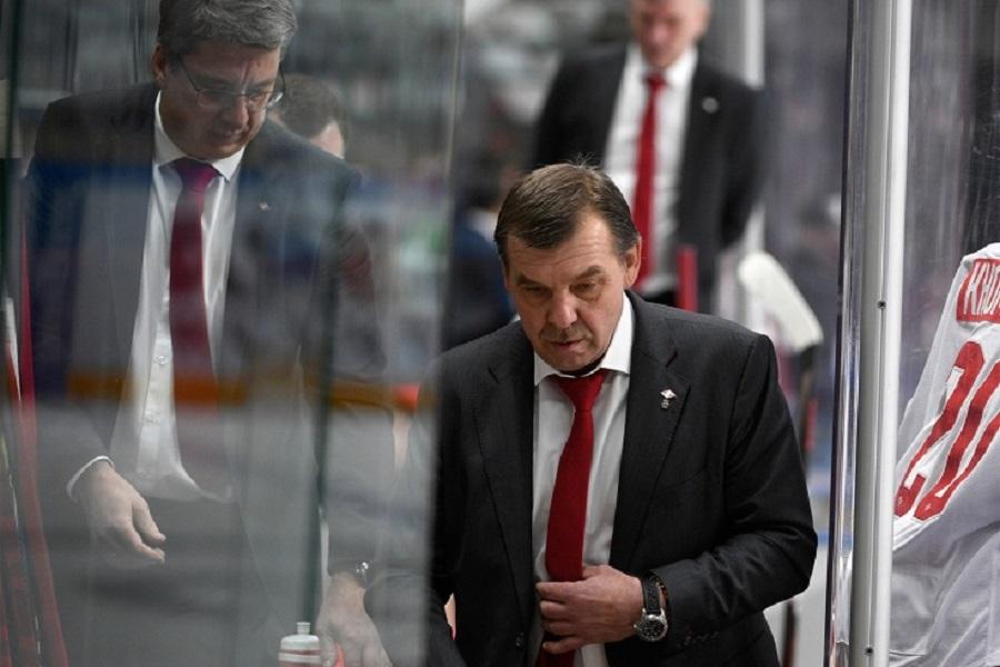 Знарок может вернуться в тренерский штаб сборной России
