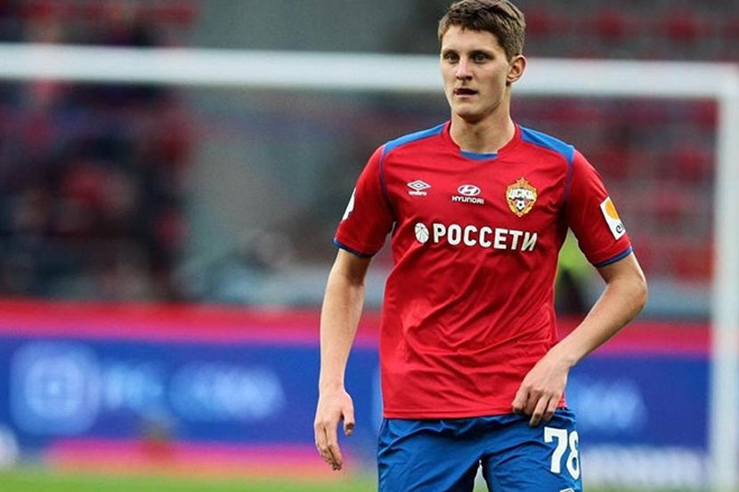 Болонья заинтересована в подписании защитника ЦСКА